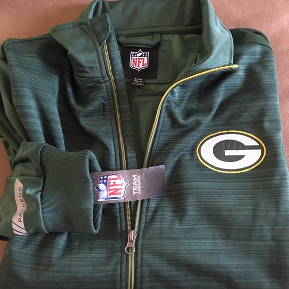 c401c99d NWT Green Bay Packers Jacket